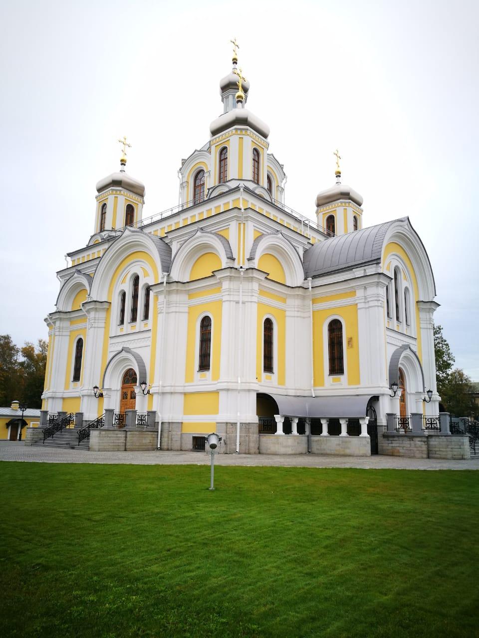 Храм 07.10.2018